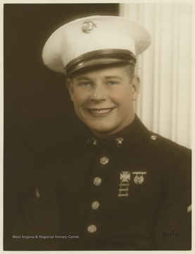 McIlwain was part of the 7th Division Marine Detachment and a crew member on the U.S.S. West Virginia.